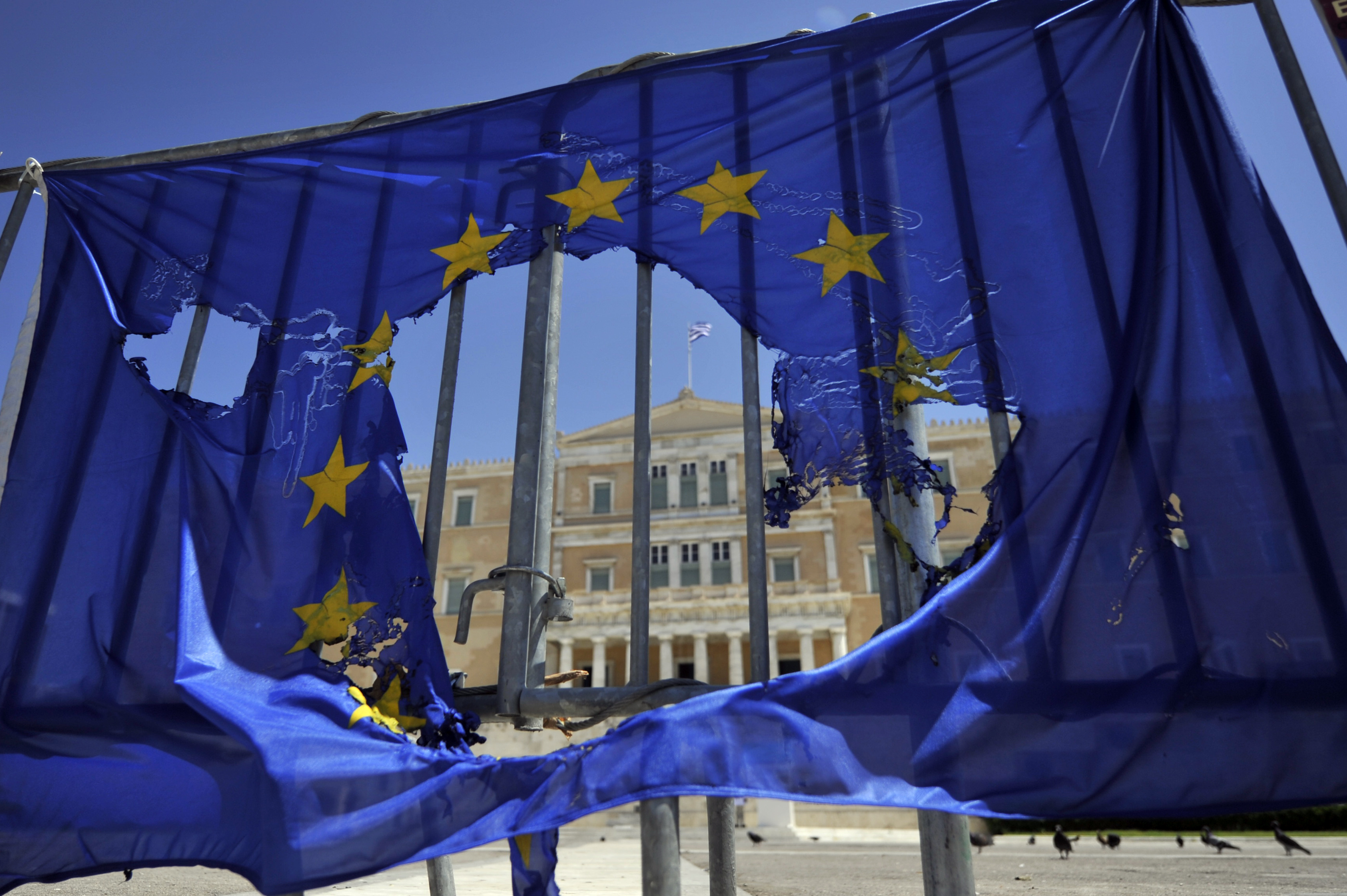 Макрон: Как спасти Европейский цивилизационный проект